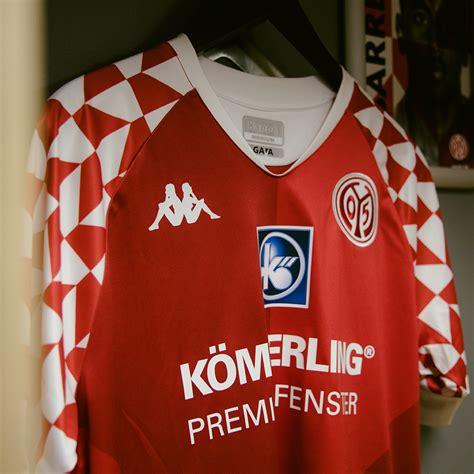 Rb leipzig vs borussia m'gladbach sat 27 feb 2021. Mainz 05 2020-21 Kappa Home Kit | 20/21 Kits | Football ...