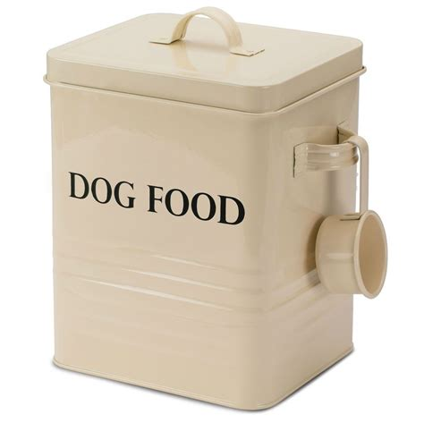 container cuisine andrew vintage food treat storage tin box