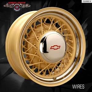 Wheelsmith Hotrod Wire Steel Wheel