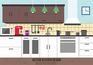 Kitchen Vector Design Download Free Vector Art Stock