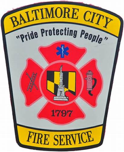 Baltimore Md Fire Department Chief Ems Special