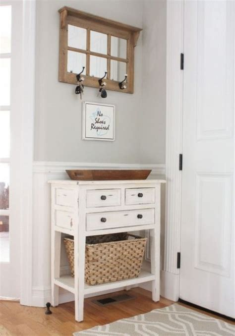 small entryway table small mudroom and entryway decor ideas comfydwelling