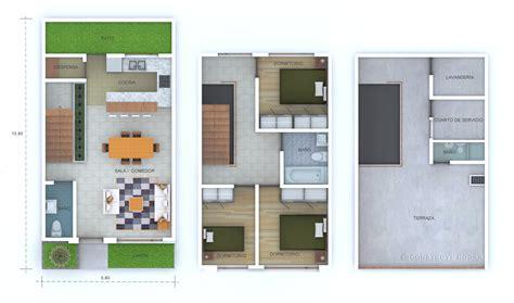 construir casa idea para construir casa en lote peque 241 o