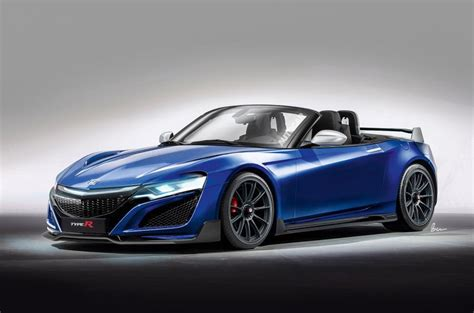 Honda New S2000 honda could launch successor to s2000 sports car autocar