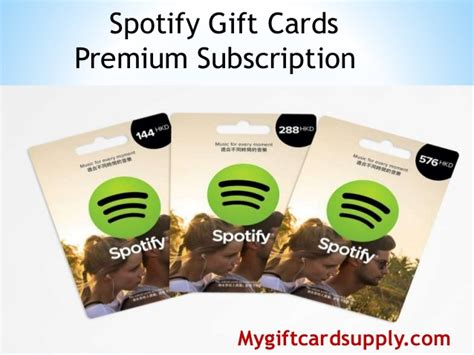 Spotify Gift Card Premium Kitchen Gifts For Christmas Led Crystal Organization Hostess Chicago Newborn Baby Girl India Husband On Amazon Fun One Year Old Boy Pokemon Go Take Up Space