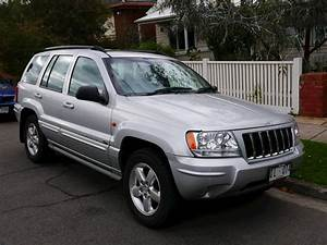 2002 Jeep Grand Cherokee 4