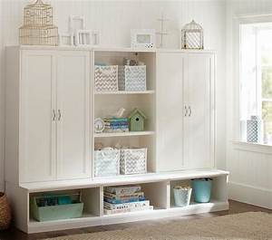 Cameron cabinet hutch set pottery barn kids for What kind of paint to use on kitchen cabinets for pottery barn kids wall art