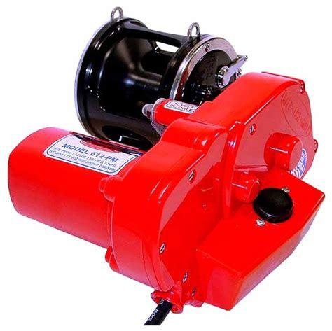 Elec Motors by Elec Tra Mate 612 Pm Electric Reel Drive Tackledirect