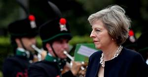 Theresa May plans fight against modern slavery – POLITICO