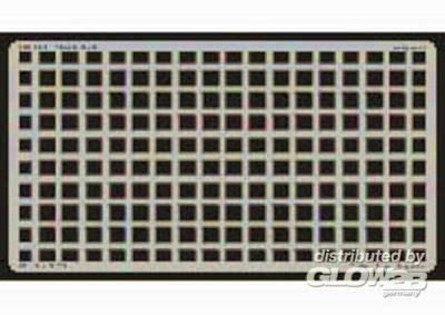 Gitter  Mesh 4 X 4 · Eduard · 00101 · 172