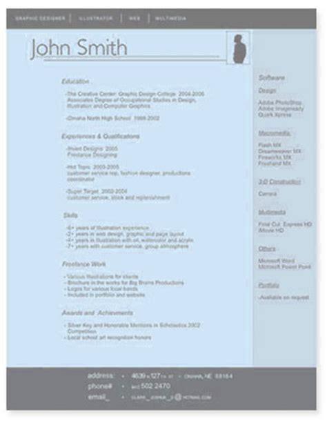 innovative resume ideas for a digital world paperdirect