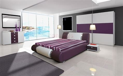 chambre à coucher contemporaine chambre contemporaine design ciabiz com
