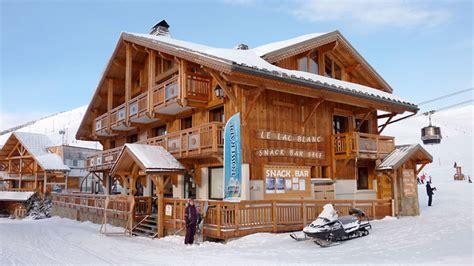 chalet le lac blanc1 alpe d huez ski solutions