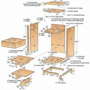 Build DIY Build cabinet base toe kick PDF Plans Wooden