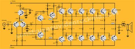 como hacer  amplificador estereo de  watts
