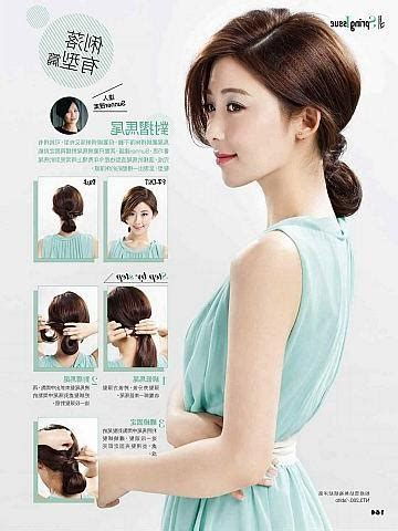 collection  easy korean hairstyles
