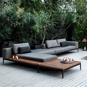 Loungemöbel Holz Outdoor : attraktive loungem bel outdoor m bel terrassen veranda zenideen ~ Watch28wear.com Haus und Dekorationen