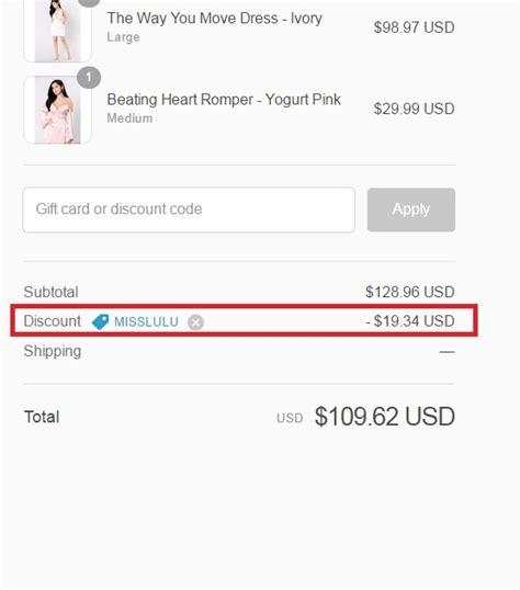 Fashion Nova Coupon Code Mega Deals and Coupons