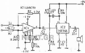 popular circuits page 27 nextgr With ecg circuit diagram