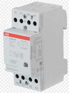 Electrical Contactor Diagram