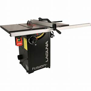 "Laguna Tools Fusion Series 1-3/4HP Tablesaw with 36"" Fence"
