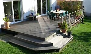 Terrasse Gestalten Ideen : terrassen multiflex modernisierung baudienstleister ~ Markanthonyermac.com Haus und Dekorationen
