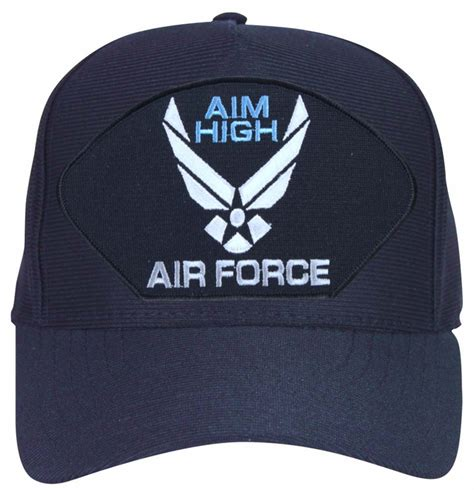 air force aim high air force  hap ball cap