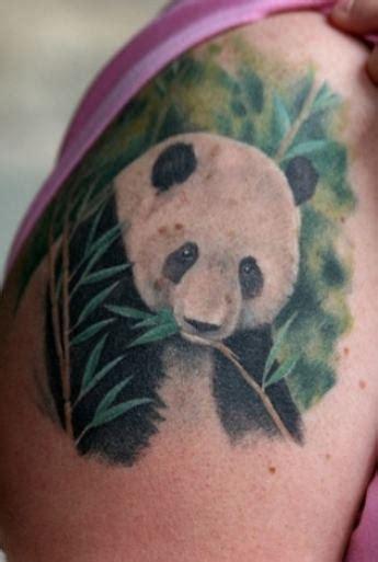 panda tattoo designs pictures images