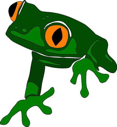 frog clip art pictures clipartix
