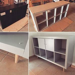 customiser un meuble ikea kallax ou expedit creation by With meuble ikea kallax