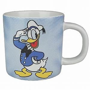 Minnie Mouse Tasse : disney classic donald duck retro tasse kaffeebecher rot kaufen ~ Whattoseeinmadrid.com Haus und Dekorationen