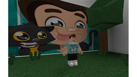 Denis Roblox The Denis Obby In Roblox Denis Daily Dennis