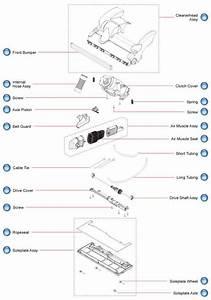 30 Dyson Dc17 Parts Diagram
