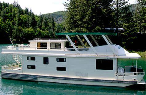 harbor resort marina shasta lake houseboats