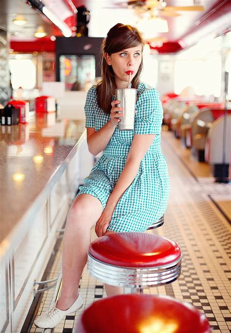 Retro Diner Inspired Outfit Ideas   Outfit Ideas HQ