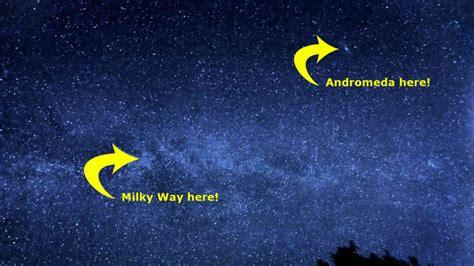 Andromeda Galaxy Infinity Beyond