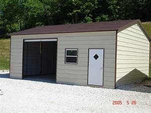 metal garages washington metal garage prices steel With 2 car garage metal building