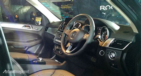 Gambar Mobil Mercedes Gle Class by Mercedes Gle Interior 2016 Autonetmagz Review