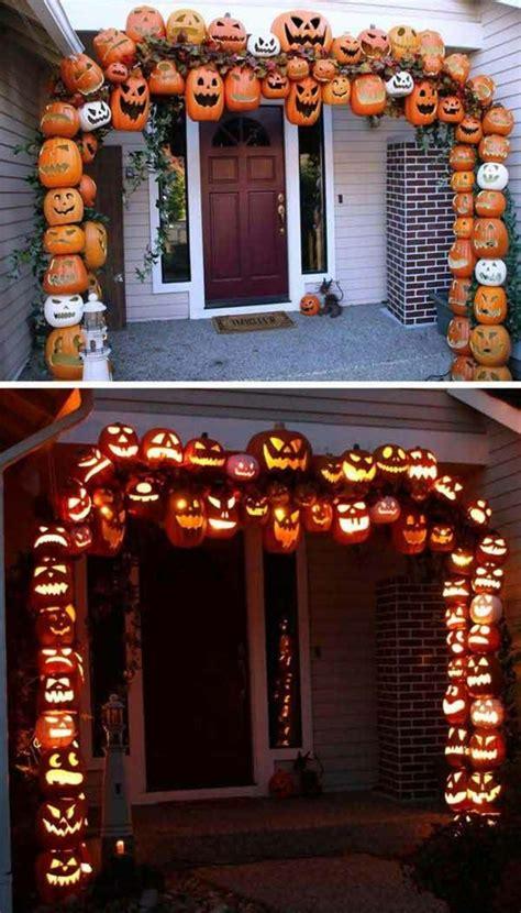 deco halloween  idees pour surprendre vos amis