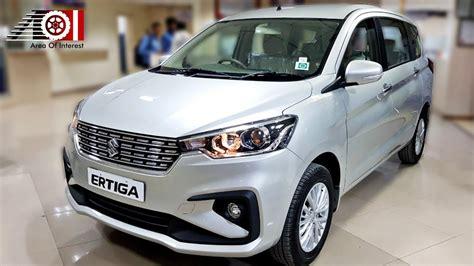2019 Suzuki Ertiga by 2019 Maruti Suzuki Ertiga Facelift Automatic What S