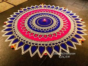 Happy Diwali Rangoli Designs 2017 - Rangoli Patterns For ...