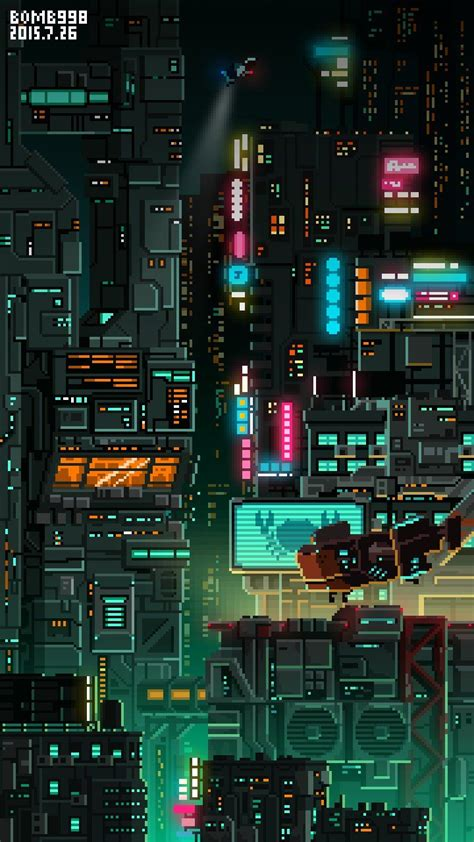 Aesthetic 8 Bit Wallpaper Iphone by Pin By Daniel On Cyberpunk Inspiration In 2019