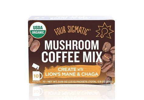 See the latest posts about four sigmatic mushroom coffee. Four Sigmatic Mushroom Coffee With Lion's Mane Reviews 2020