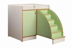 Wickeltisch Mit Treppe : wickeltisch mit treppe babythings ~ Orissabook.com Haus und Dekorationen