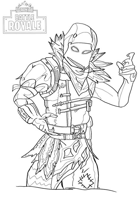 Fortnite Coloriage Drift Coralrepository Org