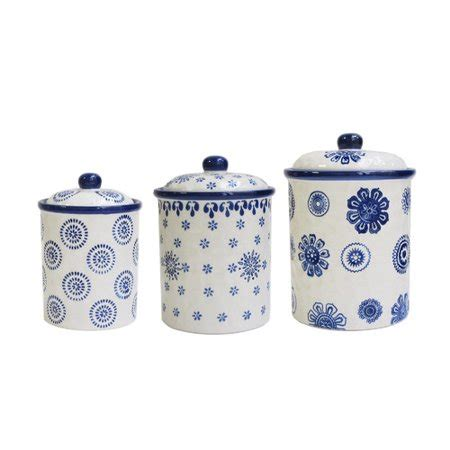 Kitchen Canister Sets Walmart by American Atelier Weber 3 Kitchen Canister Set