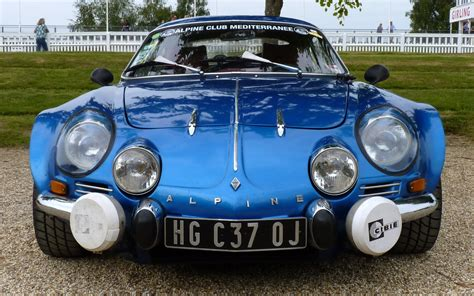 renault alpine a110 new renault alpine a110 50 concept the driven blog