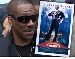 Eddie Murphy Really Is Working On 'Coming to America ...