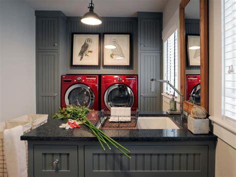 laundry room decorating  design ideas  pictures hgtv