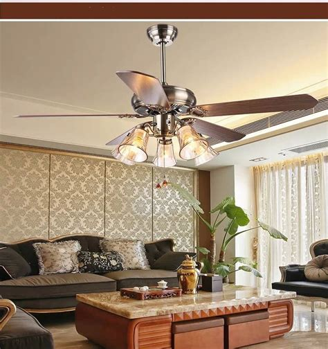 living room fans with lights ceiling fan light living room antique dining room fans